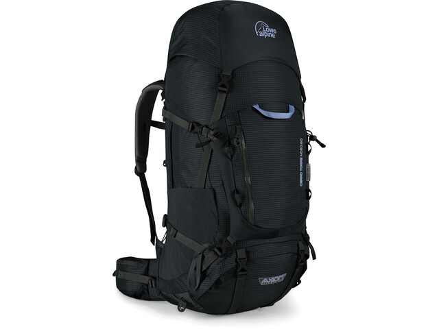 Lowe Alpine W's Cerro Torre ND60:80 Backpack Black
